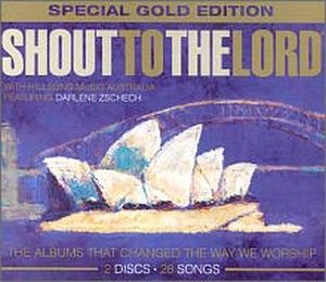 CD SHOUT TO THE LORD SPECIAL GOLD