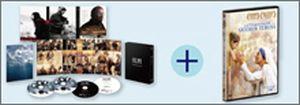 DVD 沈黙 プレミアムパック(DVD+ブルーレイ+NHK特番他特典映像)+DVDマザーテレサからの手紙(A-2)