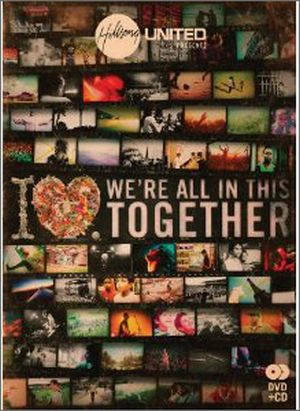 DVD WE'RE ALL IN THIS TOGETHER THE I HEART REVOLUTION